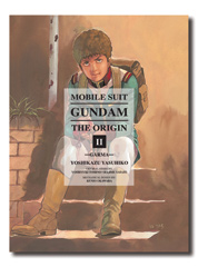 Mobile Suit Gundam the Origin vol. 2
