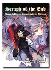 Seraph of the End Guren Ichinose: Catastrophe at Sixteen 1