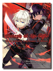 Seraph of the End Guren Ichinose: Catastrophe at Sixteen 2