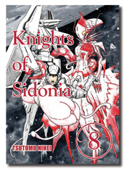Knights of Sidonia vol.8