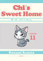 Chi's Sweet Home, Vol. 11