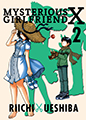 Mysterious Girlfriend X, Vol. 2