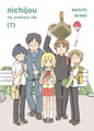 Nichijou: My Ordinary Life, Vol. 7
